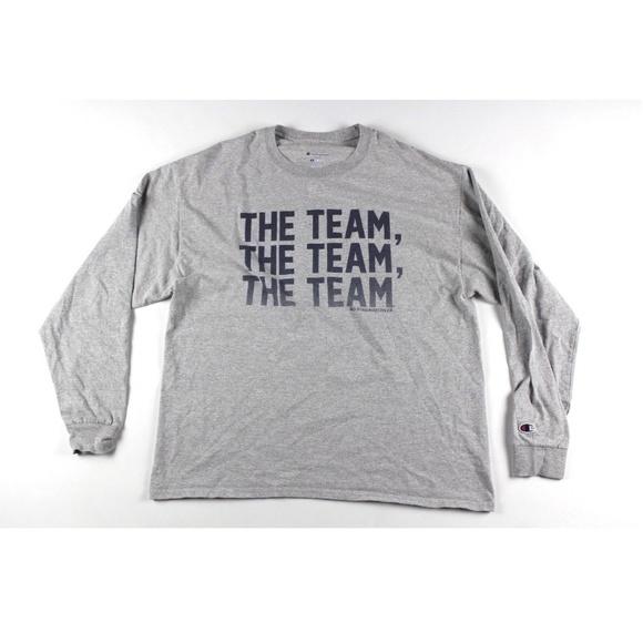 Vtg Champion Xl Michigan Football The Team Shirt
